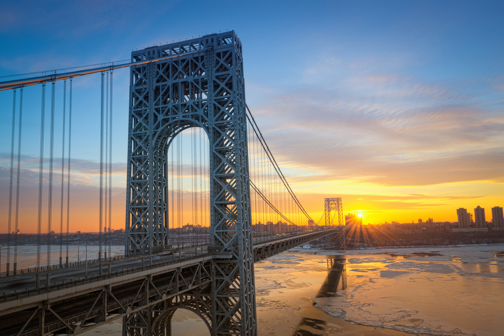GWB Sunrise